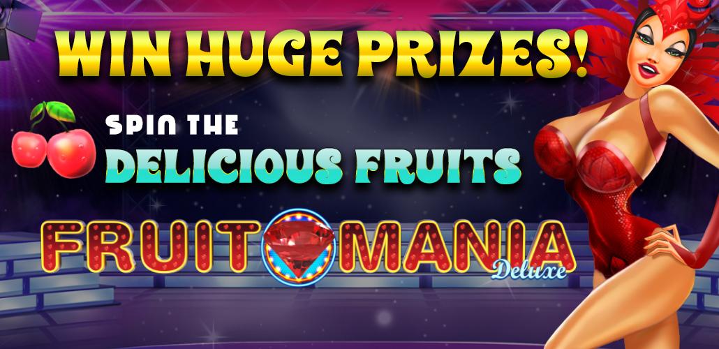 Fruit Mania Delux, Wazdan gaming, new slot game, club 7 casino